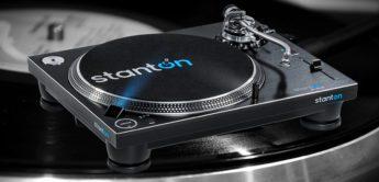 Test: Stanton STR8.150 M2, DJ-Plattenspieler