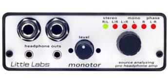 Test: Little Labs Monotor, Kopfhörerverstärker