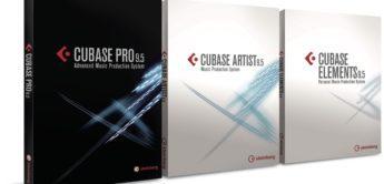 Top News: Steinberg Cubase Pro 9.5, Cubasis 2.3, Digital Audio Workstation