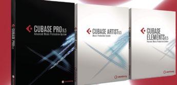 Test: Steinberg Cubase Pro 9.5, Digital Audio Workstation