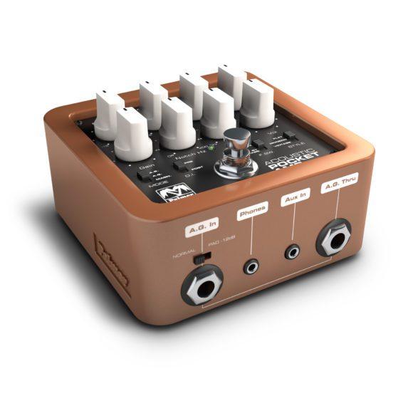 Palmer Acoustic Pocket Amp frontside