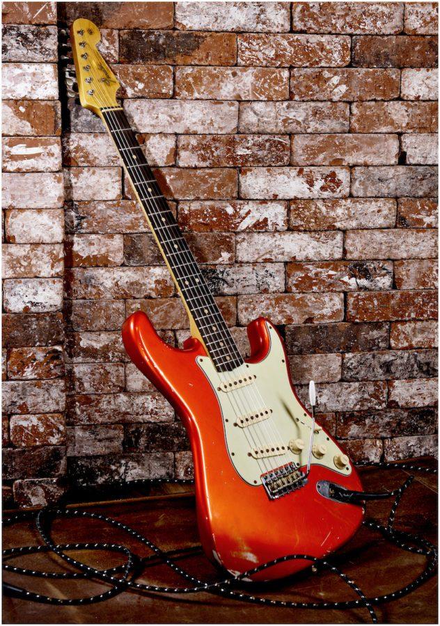 Die Geschichte von Fender Stratocaster
