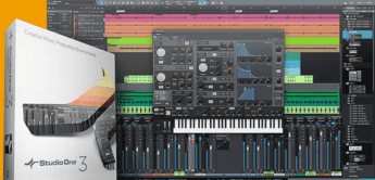 Top News: Presonus Studio One 3.5, Digital Audio Workstation