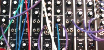 Test: Synth-Werk Trumansburg M2, Moog Modular Clone