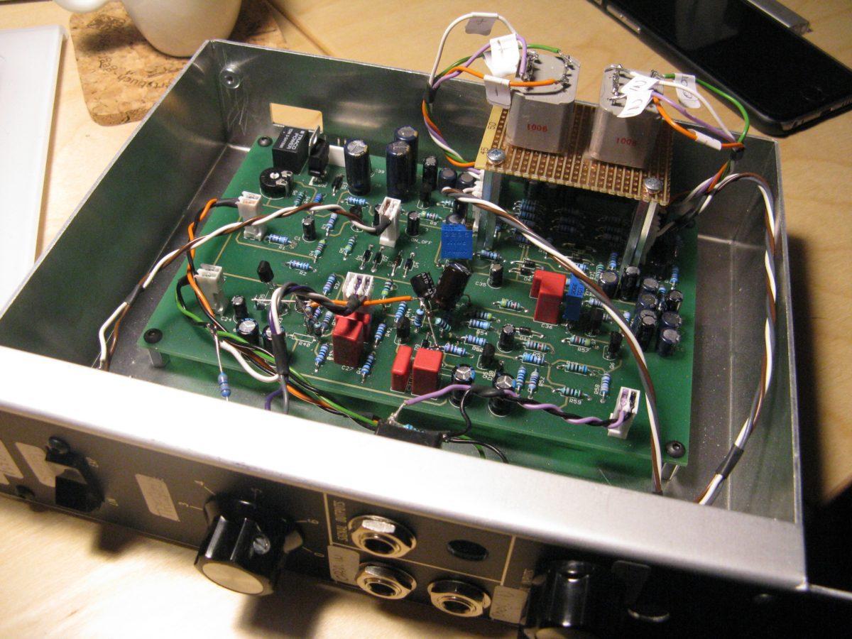 Synth-Werk Bode Ringmodulator