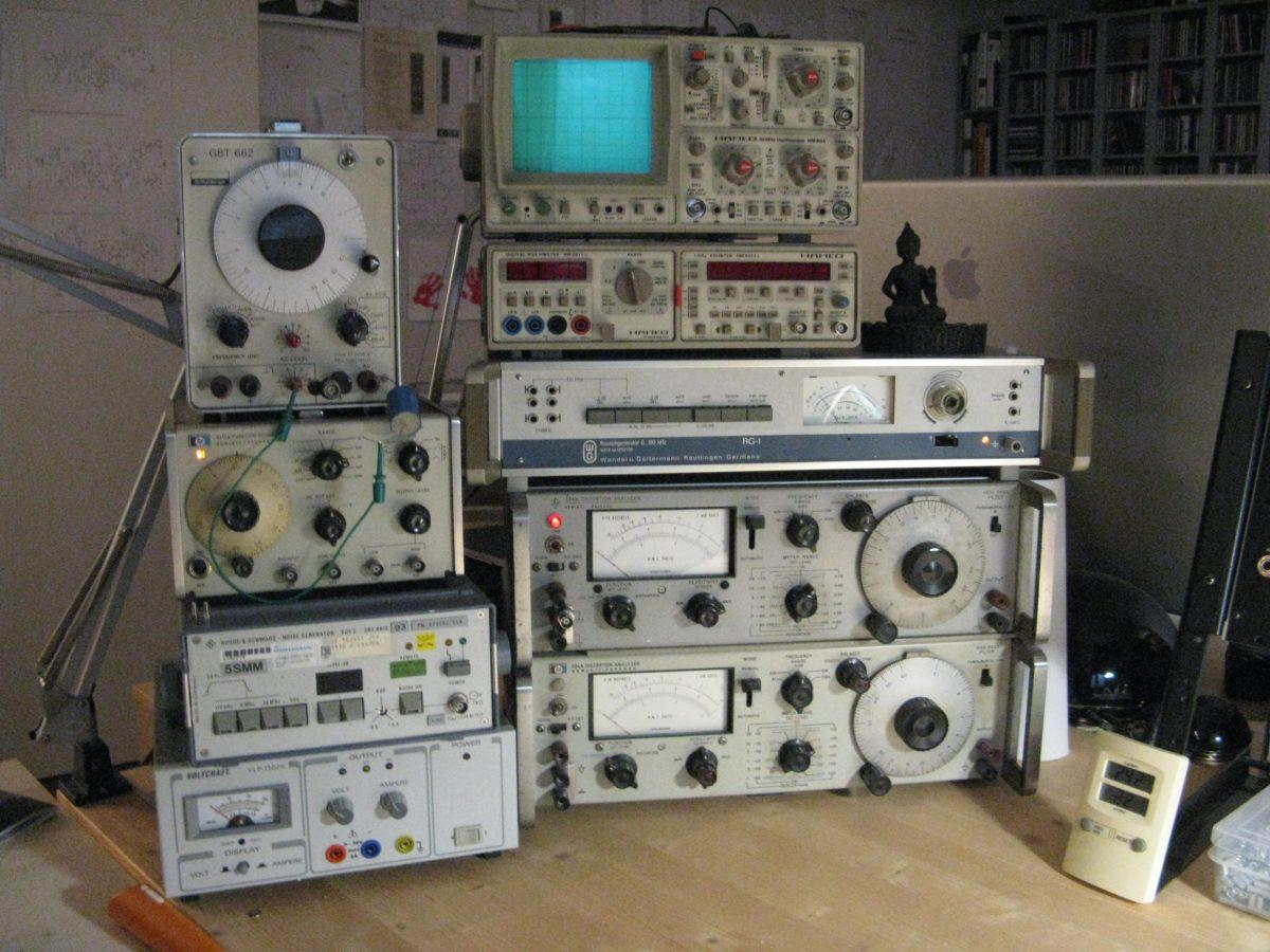 Synth-Werk Messgeräte