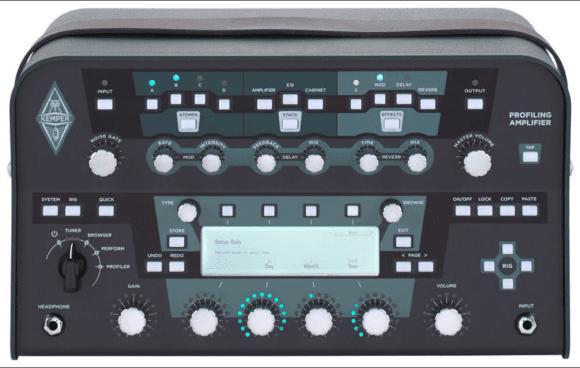 Der ursprüngliche Kemper Amp