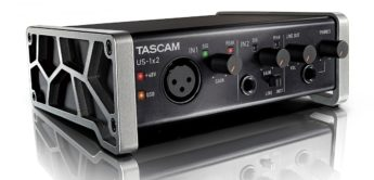 Top News: Tascam US-1×2, USB-Audiointerface