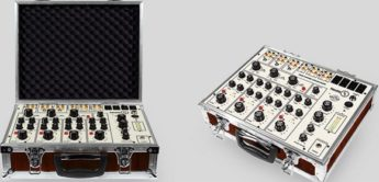Test: Can Electric Taula4, Rotary Mixer