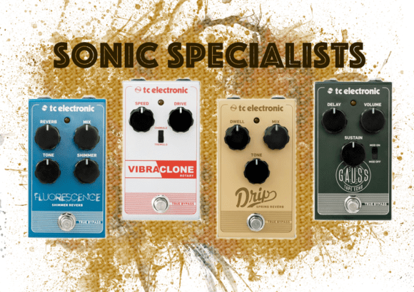 TC Electronic Sonic Specialists Titel