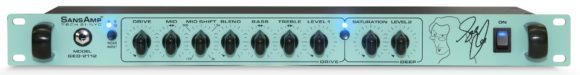 -- Geddy Lee Signature Preamp --