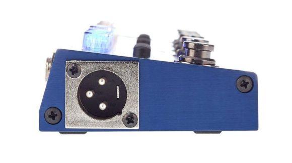Tech 21 Bass Fly Rig: XLR-Ausgang der DI.