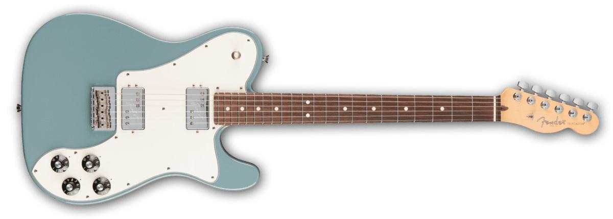 Die besten E-Gitarren 2017 Fender American Professional Telecaster Deluxe
