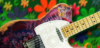 Test: Baboushka Guitars Gypsycaster, E-Gitarre