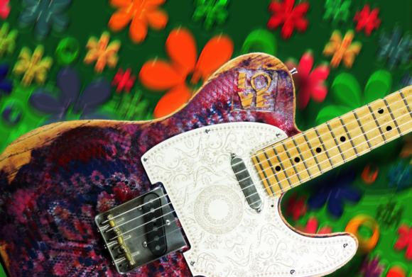 Baboushka Guitars Gypsycaster title