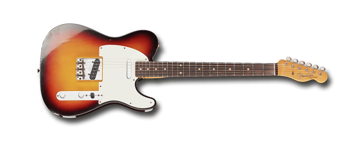 Die Geschichte von Fender Telecaster