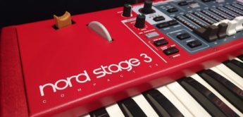 Test: Clavia Nord Stage 3, Stagepiano