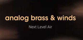 Test: Output Analog Brass & Winds, Software Synthesizer