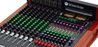 Test: Toft Audio Designs ATB-08M, Mischpult