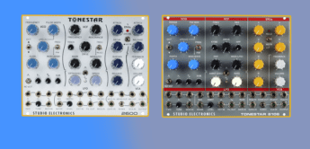 Test: Studio Electronics ToneStar 2600 & 8106, Eurorack Synthesizer