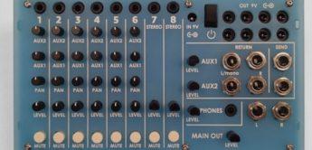 TOP NEWS: Vixen – der Korg Volca Mixer, Kickstarter