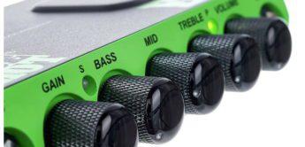 Test: Trace Elliot ELF, Verstärker für Bass