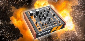 Test: Analogue Solutions Treadstone, Analog-Synthesizer