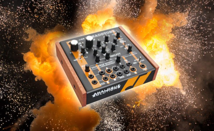 Analogue Solutions Treadstone