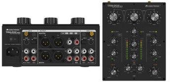 Top News: Omnitronic TRM202MK3, Rotary Mixer