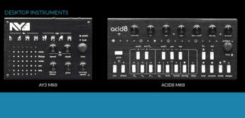 Test: Twisted Electrons Acid8 und AY3, 8-Bit Synthesizer