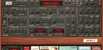 Test: U-He Repro-5, Software-Synthesizer