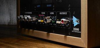Test: Universal Audio API 2500, Kompressor Plug-in