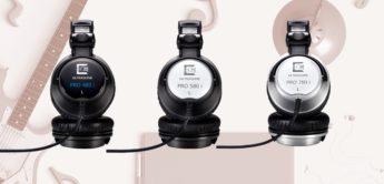 Test: Ultrasone PRO 480i, 580i, 780i, Kopfhörer
