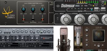 Top News: Universal Audio 9.4, Plug-ins