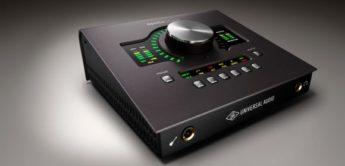 NAMM NEWS 2017: Universal Audio Apollo Twin MKII, Audiointerface