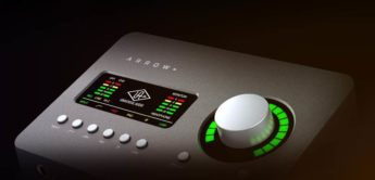 Test: Universal Audio Arrow, Thunderbolt 3 Audiointerface