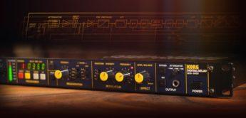Test: Universal Audio Korg SDD-3000 Digital Delay, Plug-in