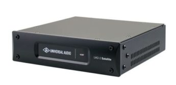 Test: Universal Audio UAD-2 Satellite USB Quad, USB-DSP System