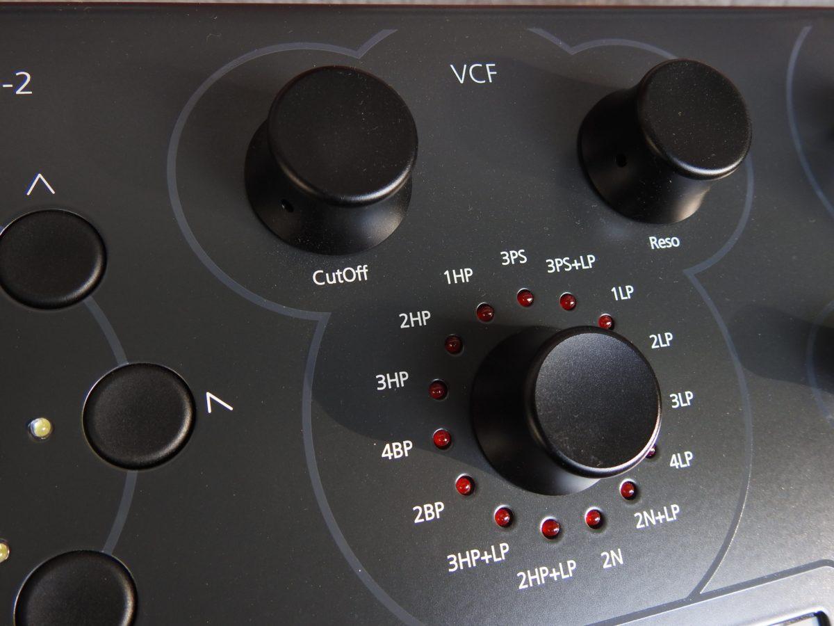 Modal 008 VCF