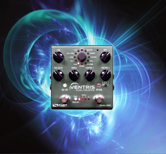 Source Audio Ventris Dual Reverb title