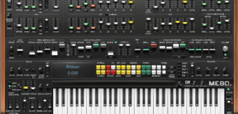 Test: Memorymoon ME80 V2.4, CS-80 VST Software-Clone