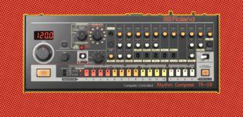 Top News: Roland TR-08 Drumcomputer
