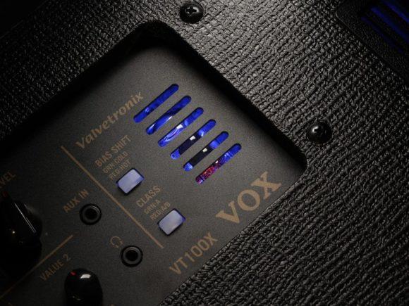 Valvetronix Technologie sorgt für Röhrensound