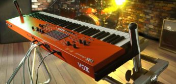 Test: Vox Continental 61, 73, Stagekeyboard