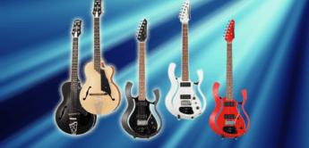 NAMM NEWS: VOX Giulietta Archtop und Starstream Type-1 Plus