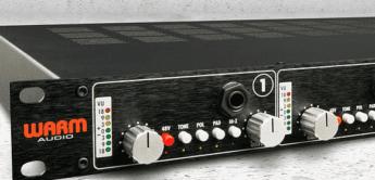 Test: Warm Audio WA-412, Mikrofon- und Instrumentenverstärker