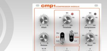 Test: Waldorf CMP1, Eurorack Kompressor