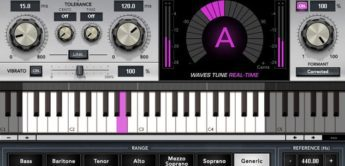 Test: Waves Tune Real-Time, Pitch Correction Plug-in