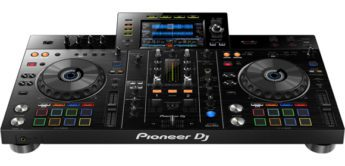 Test: Pioneer DJ XDJ-RX2, Media-Player