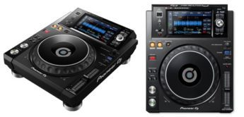 Test: Pioneer XDJ-1000MK2, Media-Player